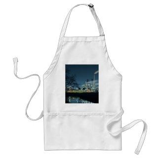 Industrial romance adult apron