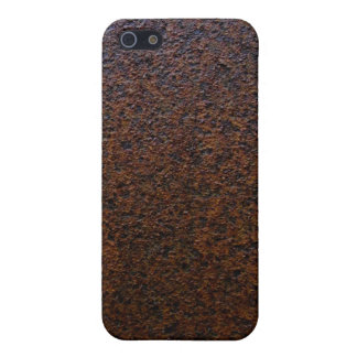 Industrial Rust Texture Base Layer Customizable Case For iPhone SE/5/5s