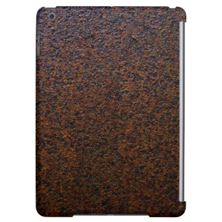 Industrial Rust Texture Base Layer Customizable iPad Air Covers