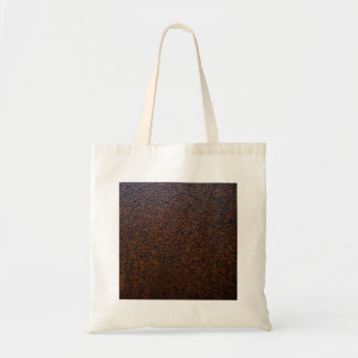 Industrial Rust Texture Base Layer Customizable Tote Bag