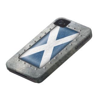Industrial Scottish Flag Case-Mate iPhone 4 Case