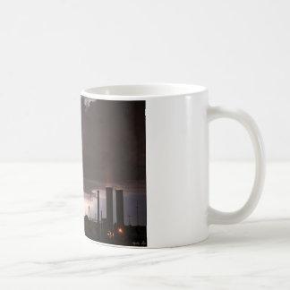 INDUSTRIAL SPARK COFFEE MUG