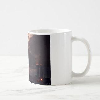 INDUSTRIAL SPARK II COFFEE MUG