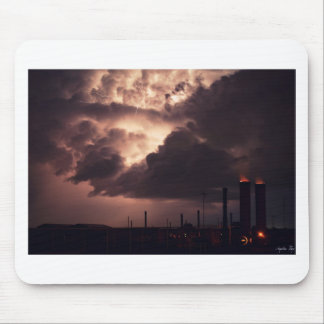 INDUSTRIAL SPARK II MOUSE PAD