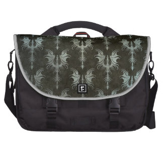 Industrial Steel Gothic Dragons Pattern Computer Bag