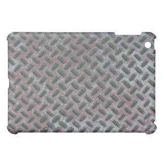 Industrial Steel Rusty Metal Textured Pattern iPad Mini Cover