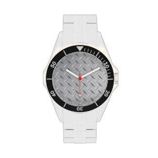 Industrial Steel Watch