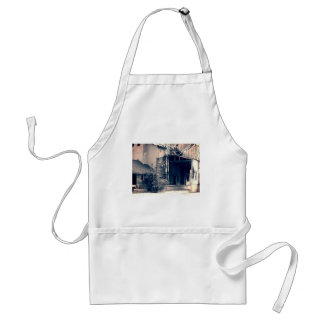 Industrial Structure Adult Apron