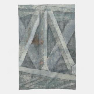 Industrial Structure   Bridge Kitchen Towel
