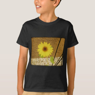 Industrial Sunflower T-Shirt