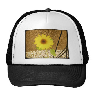 Industrial Sunflower Trucker Hat