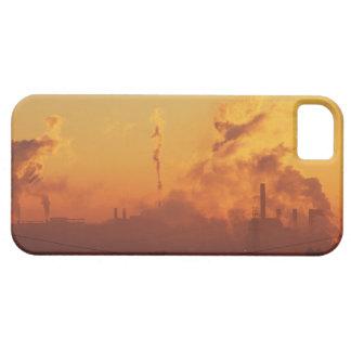Industrial sunrise iPhone SE/5/5s case