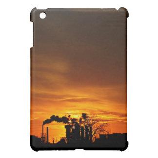 Industrial Sunset iPad Mini Covers