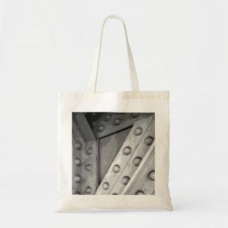 Industrial Theme Digital Art. Tote Bag