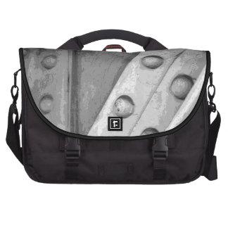 Industrial Theme Digital Art. Laptop Bags