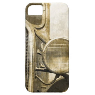 Industrial Western Country Rusty Farm Old Truck iPhone SE/5/5s Case