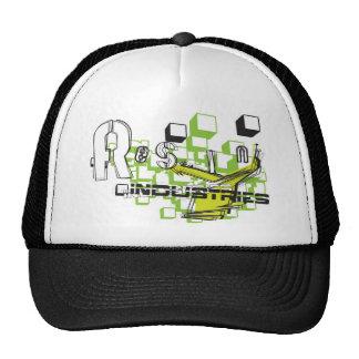 Industrias de la resina gorra