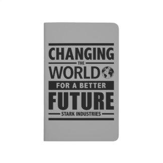 Industrias rígidas que cambian el mundo cuaderno