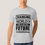 Industrias rígidas que cambian el mundo remera