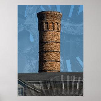 Industrias siderúrgicas póster