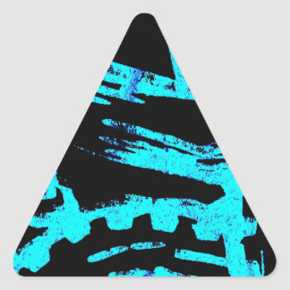 Industrious Movement Triangle Sticker