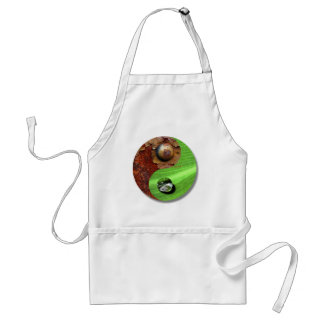 Industry and nature adult apron