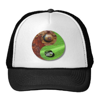 Industry and nature mesh hats
