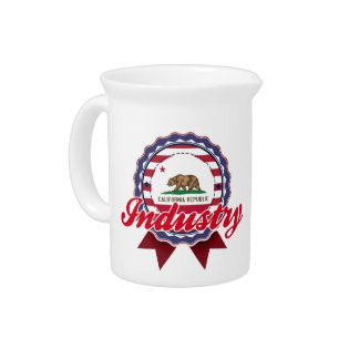 Industry CA Beverage Pitcher