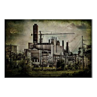 Industry I Poster