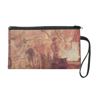 Industry on the Tyne: Iron and Coal (w/c) Wristlet
