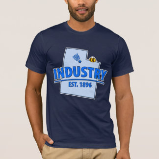 INDUSTRY! Utah: The Beehive State T-Shirt