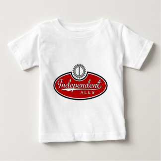 Indy Ales Logo Red Baby T-Shirt