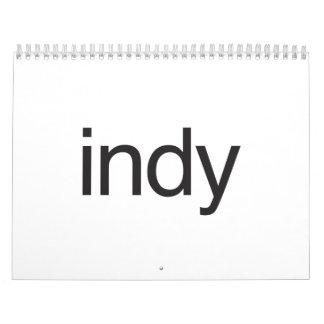 indy calendars