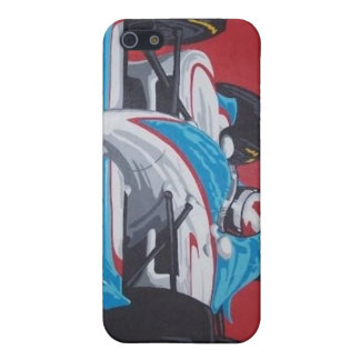 Indy car case for iPhone SE/5/5s