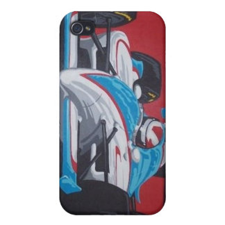 Indy car cover for iPhone 4