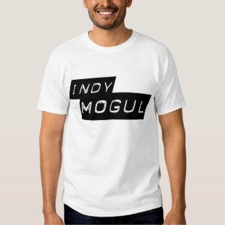 Indy Mogul Logo T Shirt