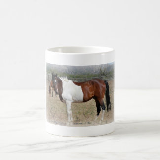 """""""Indy"""" paint horse mug"""
