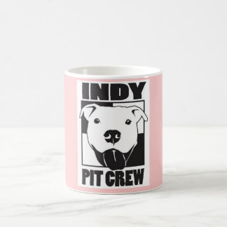 Indy Pit Crew Girly Mug
