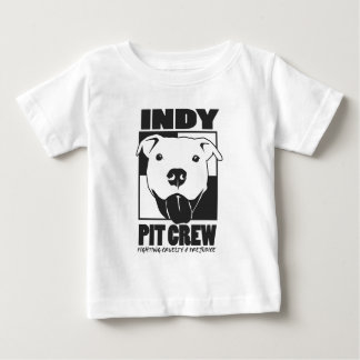 Indy Pit Crew official logo T-shirts