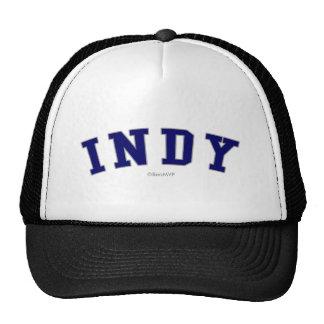 Indy Trucker Hat