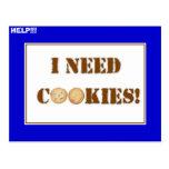 ¡ineedcookies, AYUDA!!! Tarjetas Postales
