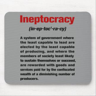 Ineptocracy Alfombrillas De Ratones