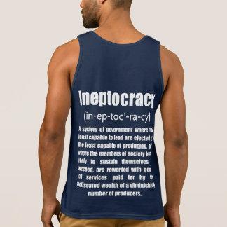 Ineptocracy Tank Top