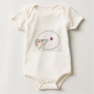 Inequality Baby Bodysuit