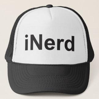 iNerd not iPhone or iPad fun witty humorous Cap