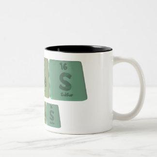 Ines as Iodine Neon Sulfur Two-Tone Coffee Mug