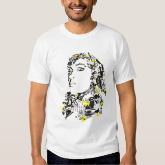 Ines Collage T-shirt