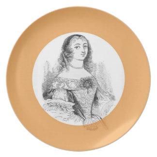 Inesilla da Cantarilla Dinner Plate