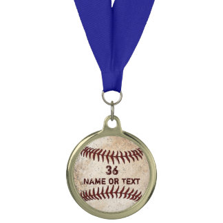 Inexpensive and Cool Personalized Baseball Medals Medal