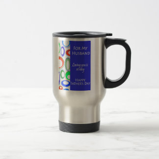 Inexpensive Father's Day Gift - Travel Mug